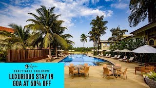 Luxurious Stay At Beleza By The Beach In South Goa At 50% Off | Curly Tales