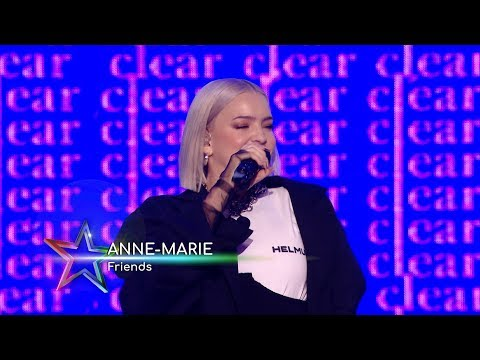 Anne-Marie - 'FRIENDS' (Live at The Global Awards 2019)