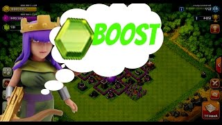 SPÄTER 1-GEM-BOOST! || CLASH OF CLANS || Road to MASTER || Let's Play CoC [Deutsch/German HD]