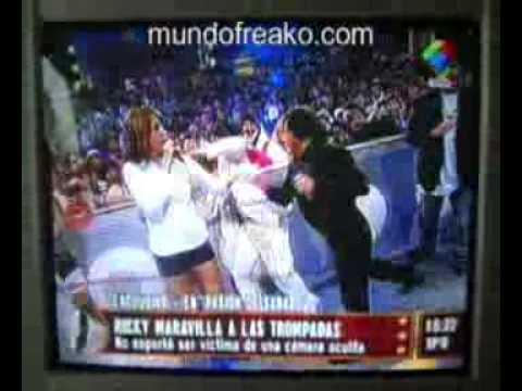 RICKY MARAVILLA 'EL DESHIDRATADO '   Doovi