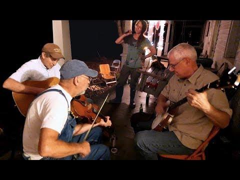 Porch Jam 2 - North River Mills, WV String Jam 2017