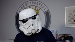 Mic Tips, Lens & Chin Strap - Building a Screen Accurate Stormtrooper Helmet - S01E06