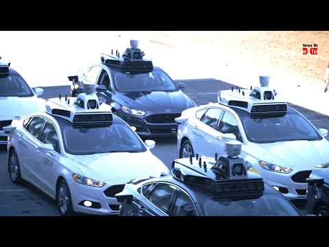Uber and Volvo strike deal for 24,000 self-drive cars|driverless car|