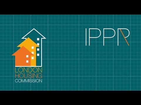 London Housing Commission: Final report launch