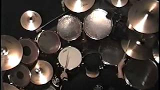 "Rush"" 2112 Overture"" (Drums Cover) Al Slark"