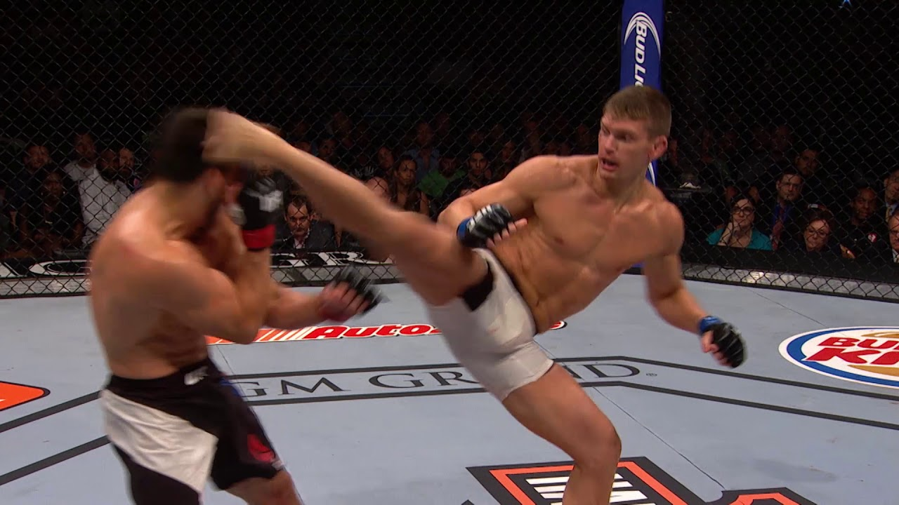UFC Nashville: Top 5 Performances