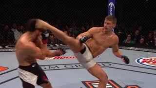 UFC Nashville: Top 5 Performances