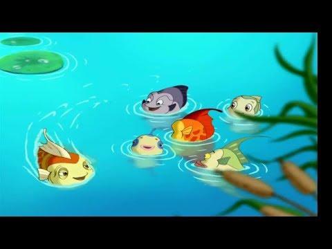 Fish For Kids Cartoon |Kids Cartoon 2017|Video # 1