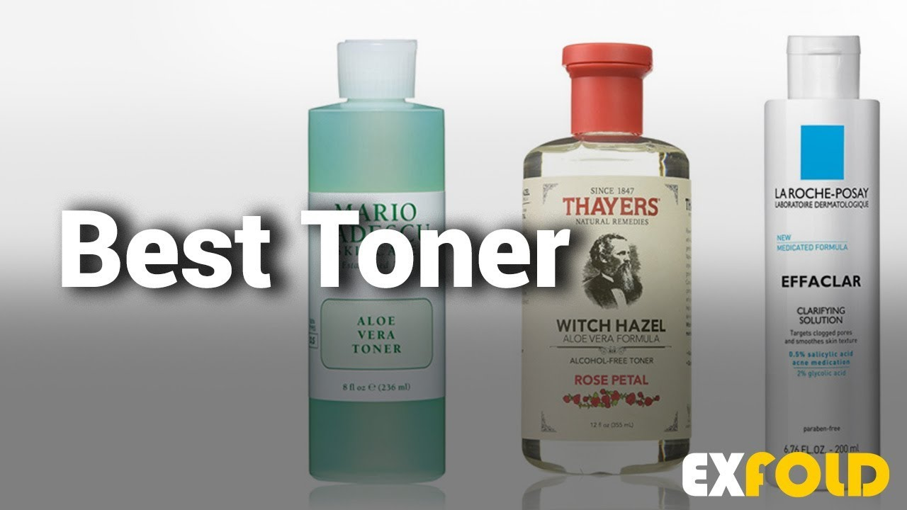 10 Best Toners With Review Details Which Is The Best Toner 2019