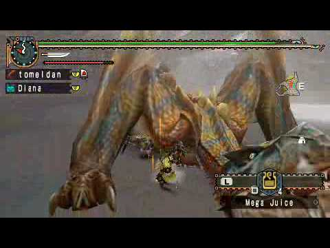 Easy kill Tigrex? - Monster Hunter Freedom Unite Answers ...