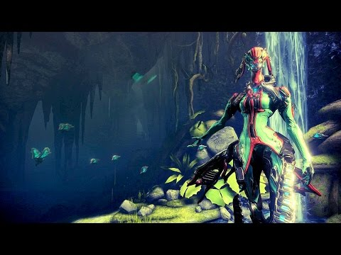 Warframe - Silver Grove- Finding the Shrine