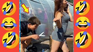 The Ultimate Girls Fail Compilation   TRY NOT TO LAUGH - Funny GIRL FAILS   Funny Fails #shorts