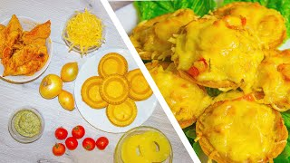 Самый вкусный рецепт тарталеток с ананасами запеченных в духовке
