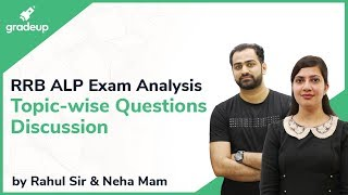 RRB ALP Stage 2 Exam Analysis 22nd Jan 2019: Questions asked in Exam