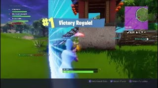 """Fortnite Battle Royale Gameplay - """"I had to get last kill"""""""