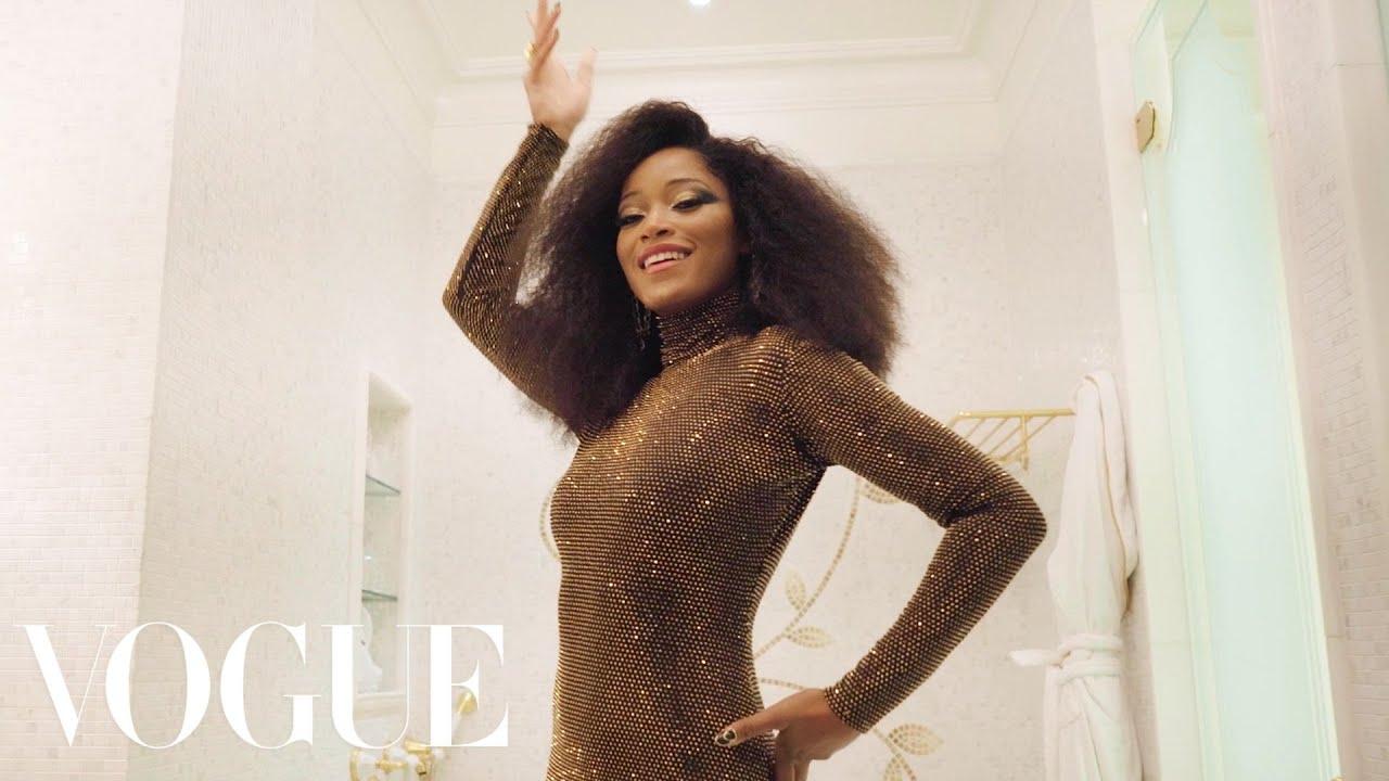 Download Keke Palmer Gets Ready for the Met Gala | Vogue