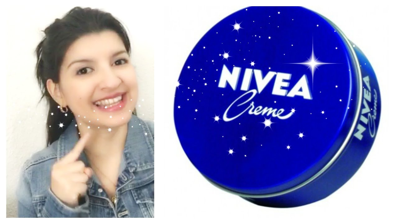 Beneficios De Usar La Crema Nivea Youtube