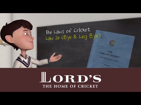 Bye and Leg Bye   The 2000 Code of the Laws of Cricket with Stephen Fry