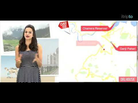 Dalhousie tour: 2-day itinerary in 60 seconds