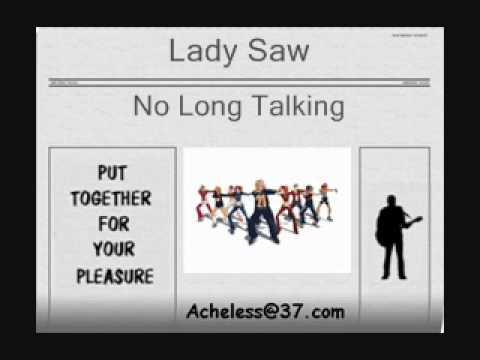 Lady Saw - No Long Talking