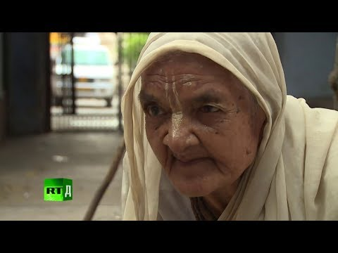 The Invisible Women: outcast widows in India