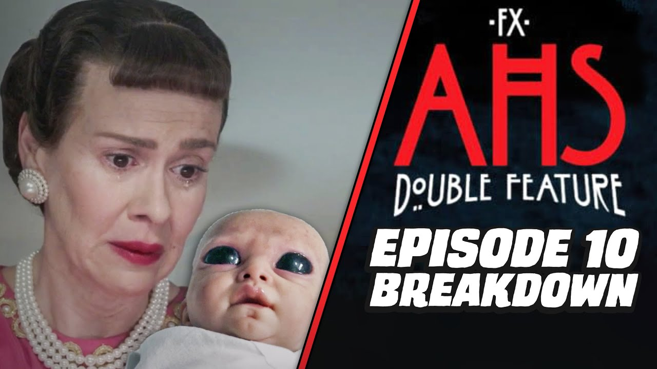 """Download AMERICAN HORROR STORY: DOUBLE FEATURE Episode 10 """"The Future Perfect"""" Finale Breakdown"""
