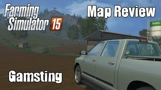Farming Simulator 15 | Gamsting MAP showcase