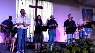 Harbor United Methodist Church Praise Band-Open the Eyes of My Heart-HD-Wilmington, NC-4/19/15