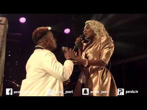 Pérola ao vivo no Maputo Internacional Music Festival (Tudo para mim ft Simon Silver)