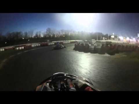 Daytona Karting Milton Keynes   In The Wet