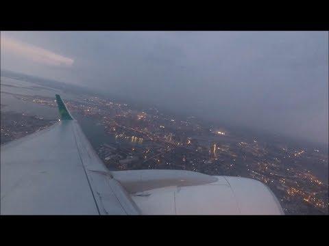 TRIP REPORT   Aer Lingus (Economy)   Boston - Shannon   Boeing 757-200