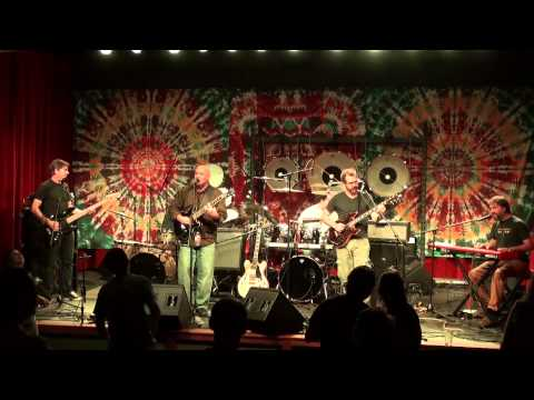 FORGOTTEN SPACE - Jack Straw - The Live Oak Music Hall & Lounge (Ft. Worth, TX) - Oct 5, 2012