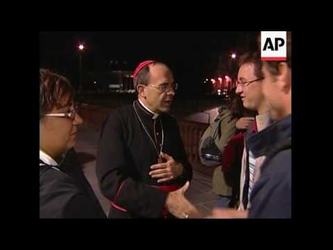 FILE French cardinal questioned in abuse probe