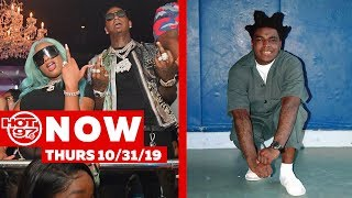 Kodak Black Facing NEW Charges + Moneybagg Yo Responds To Impregnating A Stripper + More