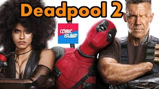 Deadpool 2 Review - One of the best X-Movies yet!
