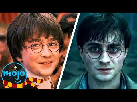 Top 10 Wizarding World Movies