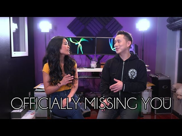 Officially Missing You Tamia Jason Chen X Jules Aurora Cover