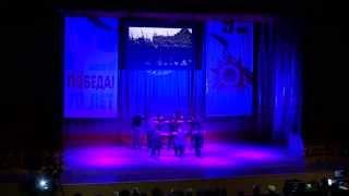 концерт 70 ЛЕТ ПОБЕДЫ В КРСУ