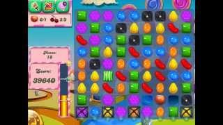 Candy Crush Saga: Level 92 (No Boosters) iPad