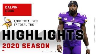 Dalvin Cook Full Season Highlights