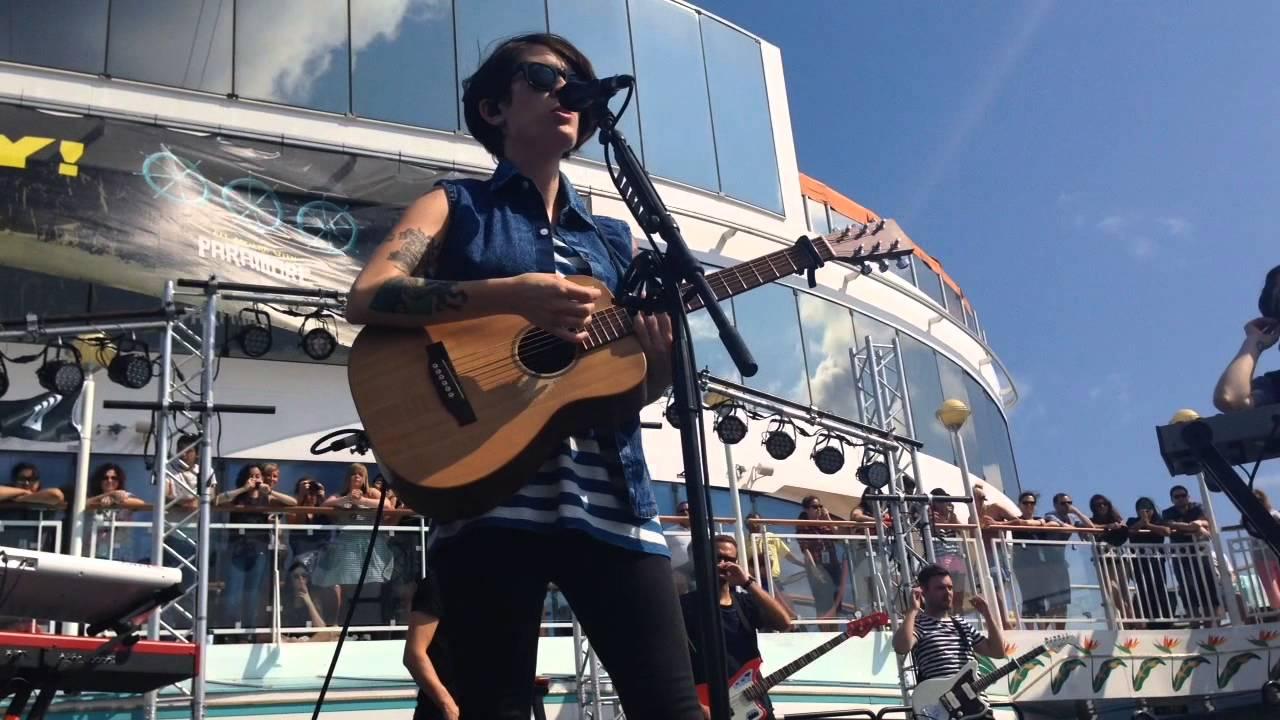 Dinah shore cruise