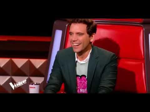 The voice fr Frédéric Longbois -
