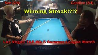 Las Vegas TAP Wk 5 Summer League Match 2019