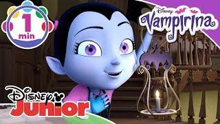 Vamprina | Ghostly Host - Song 👻| Disney Junior UK