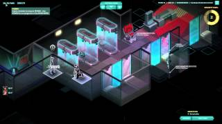 Battler plays Invisible Inc - Episode 3