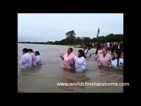 Thousands of Islam baptized