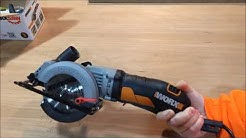 WORX WORXSAW WX429L Real Review