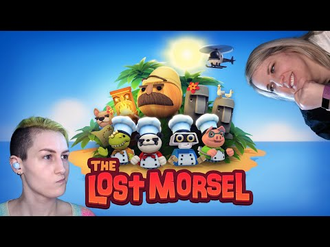 Overcooked DLC: The Lost Morsel |