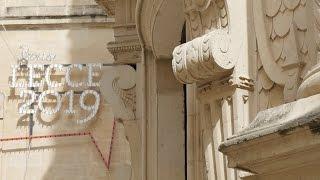 Lecce 2019 - Città candidata Capitale europea della cultura