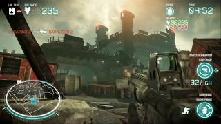 Killzone Mercenary - PS Vita Gameplay - Multiplayer